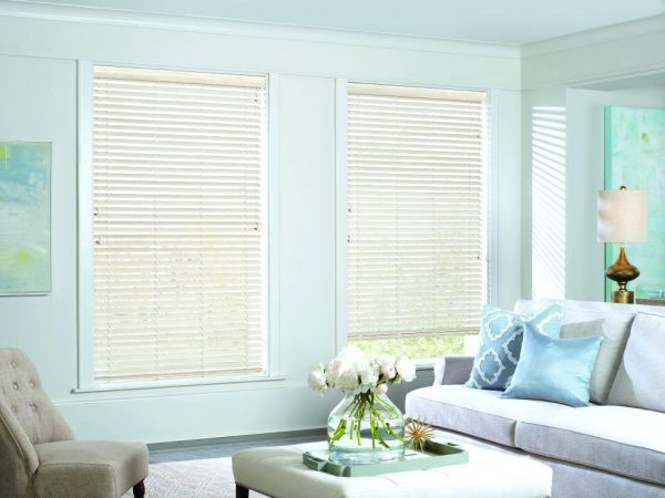Types of Window Blinds and their Characteristics