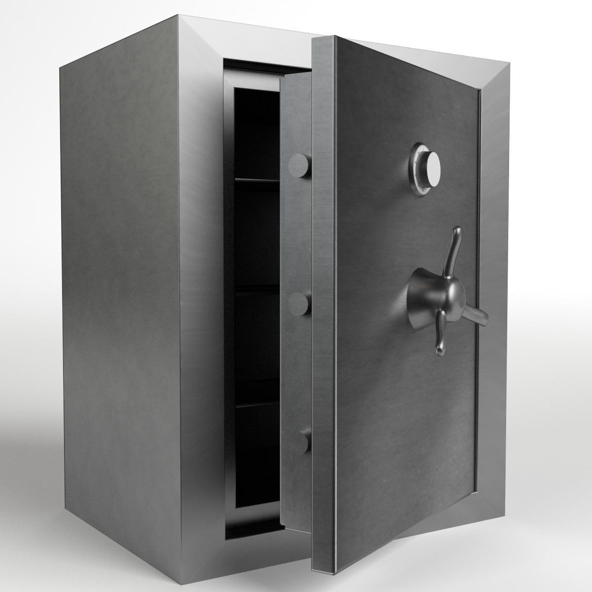 Commercial safe