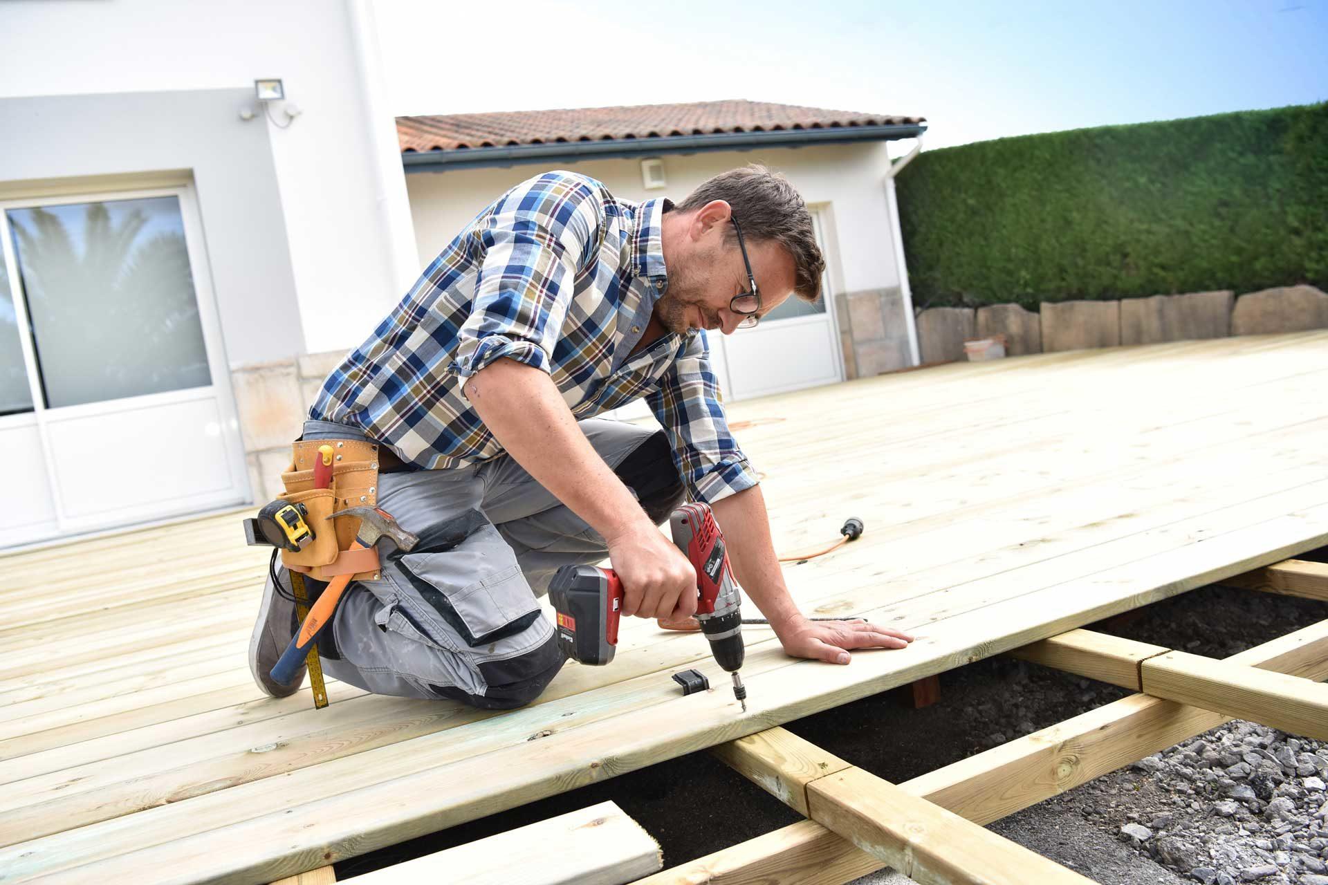 decks builder